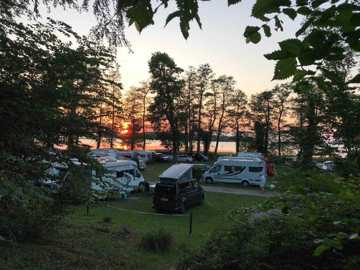 Campingplatz Süduferperle